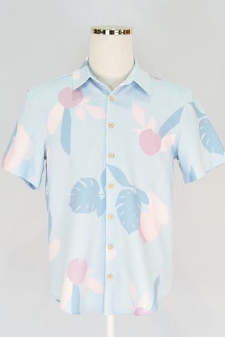APPLE LEAF UNISEX COLLAR SHIRT
