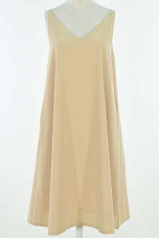 TWO WAY TRAPEZE DRESS WITH MASK